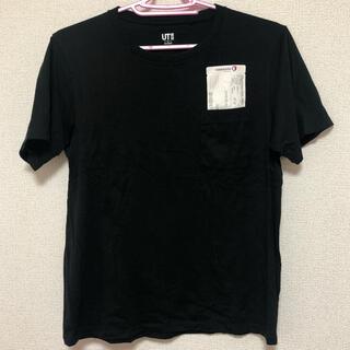 ユニクロ(UNIQLO)のハワイアン航空 Tシャツ(Tシャツ(半袖/袖なし))
