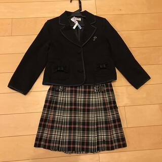 ポンポネット(pom ponette)のフォーマル3点セット女の子120㎝(ドレス/フォーマル)