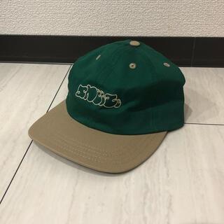 LQQK STUDIO SNEEZE LOGO HAT BLACK CAP(キャップ)