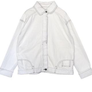 アメリヴィンテージ(Ameri VINTAGE)のシャツ ホワイト(シャツ)