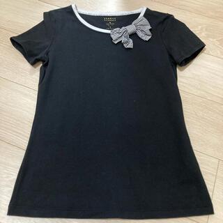 ケイトスペードニューヨーク(kate spade new york)のケイトスペード リボン Tシャツ(Tシャツ(半袖/袖なし))