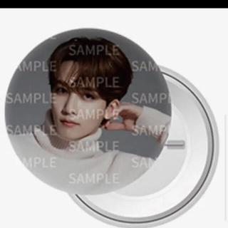 セブンティーン(SEVENTEEN)のSEVENTEEN セブチ 未開封 ジョンハン 缶バッジ オンコン(K-POP/アジア)