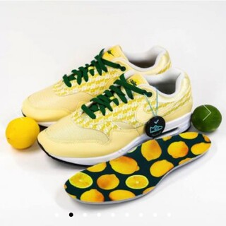 "ナイキ(NIKE)のNIKE AIR MAX 1 PRM ""LEMONADE"" LEMONADE(スニーカー)"