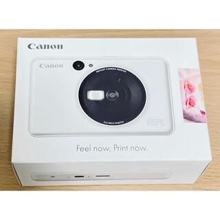 Canon - キャノン canon inspic cv123 パールホワイト フォトプリンター