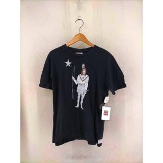 ヴィスヴィム(VISVIM)のVISVIM(ビズビム) インディアン プリント クルーネックTシャツ メンズ(Tシャツ/カットソー(半袖/袖なし))