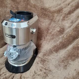 デロンギ(DeLonghi)のデロンギ コーヒーグラインダー コーヒーミル(電動式コーヒーミル)