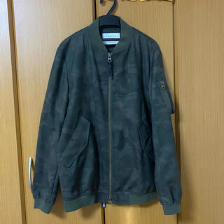 エディフィス(EDIFICE)のMA-1 ブルゾン ジャケット EDIFICE エディフィス(ブルゾン)