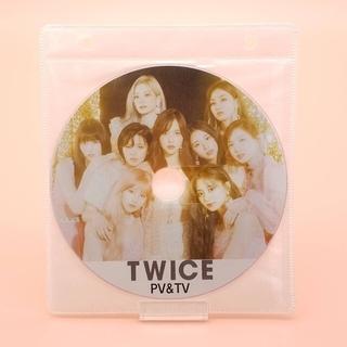 ウェストトゥワイス(Waste(twice))の大人気💖新作💖TWICE 트와이스 トゥワイス PV&TV DVD1枚(アイドル)