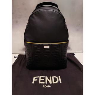フェンディ(FENDI)の値下げ!FENDI フェンディ 新作 バックパック リュック(バッグパック/リュック)