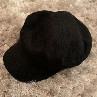 アズールバイマウジー(AZUL by moussy)のAZUL キャスケット 帽子 キャップ(キャスケット)