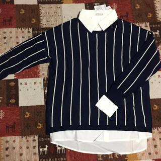 スパイラルガール(SPIRAL GIRL)の(新品)SPIRALGIRLのニットシャツ(ニット/セーター)