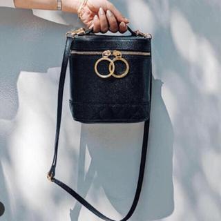 リエンダ(rienda)の 2way Vanity bag(ショルダーバッグ)