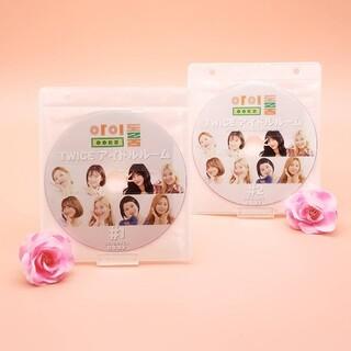 ウェストトゥワイス(Waste(twice))の大人気💖最新💖TWICE トゥワイス アイドルルーム DVD2枚組セット(アイドル)