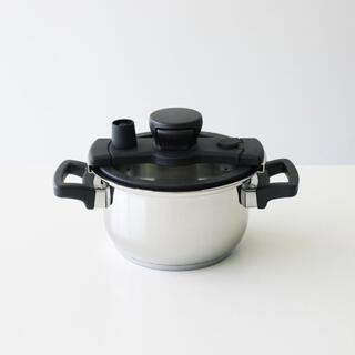 マイヤー(MEYER)の【新品】MEYER クイッククッキング 圧力鍋 (鍋/フライパン)