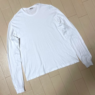 コモリ(COMOLI)のオーラリー シームレス Tシャツ 4(Tシャツ/カットソー(七分/長袖))