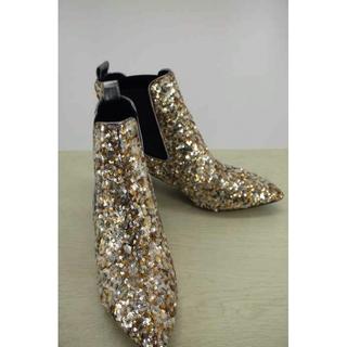 マークジェイコブス(MARC JACOBS)のMARC JACOBS(マークジェイコブス) kim chelsea boots(ブーティ)