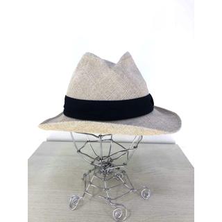 カシラ(CA4LA)のCA4LA(カシラ) 中折れペーパーハット メンズ 帽子 ハット(ハット)