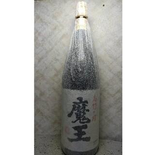 ★魔王1.8Lプレミアム芋焼酎3Mの一角❗️(焼酎)