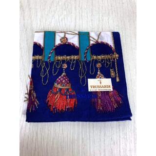 トラサルディ(Trussardi)のTRUSSARDI(トラサルディ) 総柄 スカーフ レディース ファッション雑貨(バンダナ/スカーフ)
