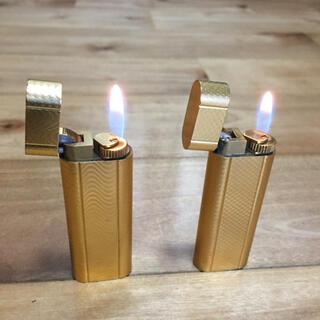 カルティエ(Cartier)のカルティエライター 2個セット  綺麗(タバコグッズ)