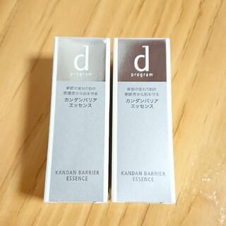 ディープログラム(d program)の専用です!dプログラム カンダンバリアエッセンス 敏感肌用保湿美容液(40ml)(美容液)