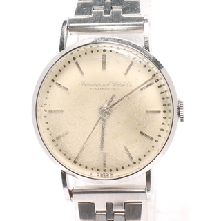 アイダブリューシー IWC 腕時計 シャフハウゼン   レディース