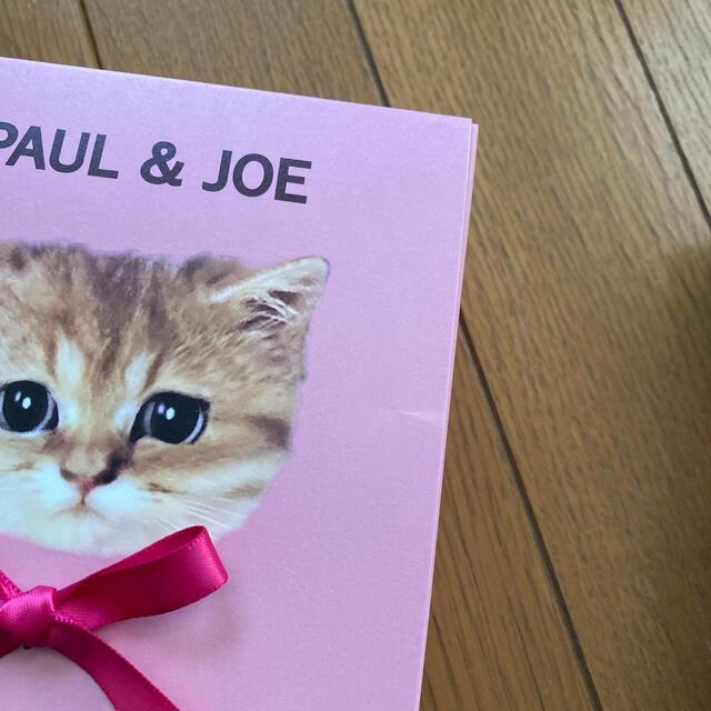 PAUL & JOE(ポールアンドジョー)のポール&ジョー ハンドクリーム リップ アイシャドウ セット コスメ/美容のベースメイク/化粧品(その他)の商品写真