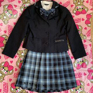 ポンポネット(pom ponette)のポンポネット 入学式スーツセット(ドレス/フォーマル)