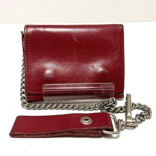ヒステリックグラマー(HYSTERIC GLAMOUR)のヒステリックグラマー 3つ折り財布 -(財布)