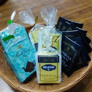 紅茶ティーパック36袋(茶)