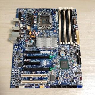 ヒューレットパッカード(HP)のHP Z400 純正マザーボード(PCパーツ)