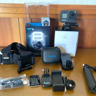 ゴープロ(GoPro)のGoPro HERO8 Black セット商品(コンパクトデジタルカメラ)