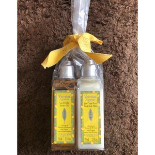 ロクシタン(L'OCCITANE)のロクシタン ボディミルク&シャワージェル シトラスヴァーベナ(ボディローション/ミルク)
