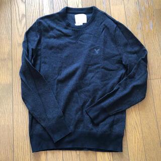 アメリカンイーグル(American Eagle)のAMERICAN EAGLE 綿セーター(ニット/セーター)