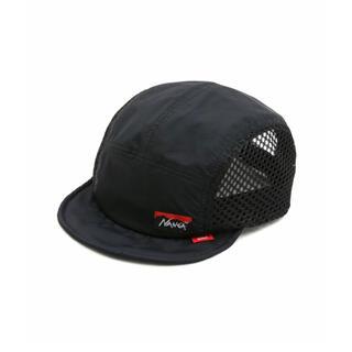 ナンガ(NANGA)のNAC009 NANGA x Clef AURORA JET CAP BLACK(キャップ)