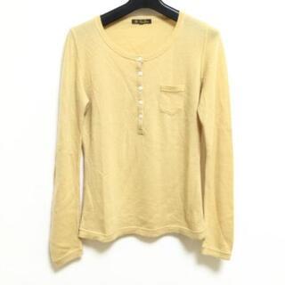 ロロピアーナ(LORO PIANA)のロロピアーナ 長袖セーター サイズ42 M -(ニット/セーター)