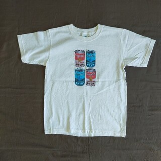 キャンベル Tシャツ キッズL(Tシャツ/カットソー(半袖/袖なし))