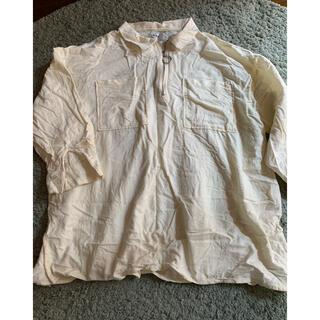フーズフーギャラリー(WHO'S WHO gallery)のハーフジップシャツ (Tシャツ(長袖/七分))