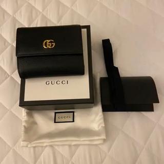 グッチ(Gucci)のGUCCI GGマーモント プチマーモント 三つ折り財布(財布)