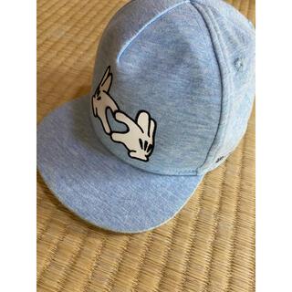 エイチアンドエム(H&M)のベビー キャップ 帽子(帽子)