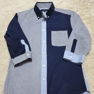 シップスジェットブルー(SHIPS JET BLUE)のSHIPS JET BLUE シップス 七分袖 シャツ(シャツ)
