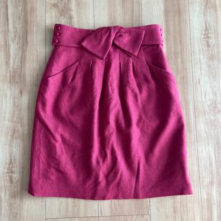 プロポーション(PROPORTION)のタイトスカート ピンク M プロポーション(ひざ丈スカート)