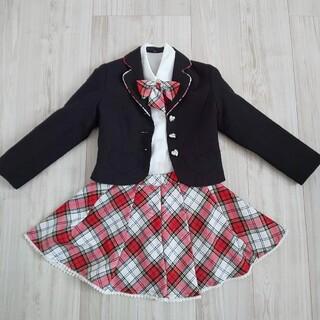 卒園・入学/セレモニー女の子用スーツ/120