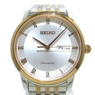 セイコー(SEIKO)のセイコー 腕時計 プレサージュ 4R36-04E0(その他)
