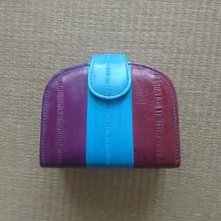 アドーア(ADORE)のアドーア ノベルティ 財布 コインケース カードケース バイカラー(ロエベ)(財布)