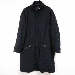 アルマーニコレッツォーニ コート 50 M 黒