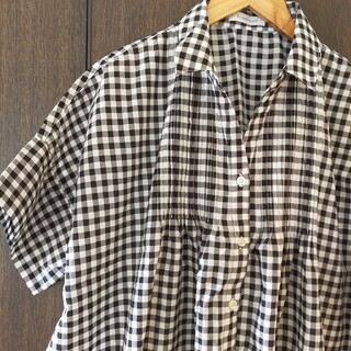 サンカンシオン(3can4on)のシャツ(シャツ/ブラウス(半袖/袖なし))