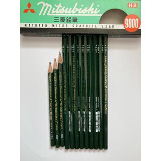 ミツビシ(三菱)の三菱 鉛筆 1ダース(鉛筆)
