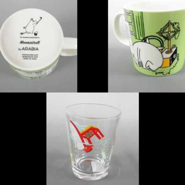 アラビア 食器新品同様  - 陶器×ガラス インテリア/住まい/日用品のキッチン/食器(その他)の商品写真