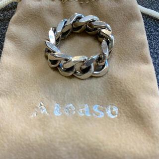 アティース(Atease)のAtease シルバーリング(リング(指輪))